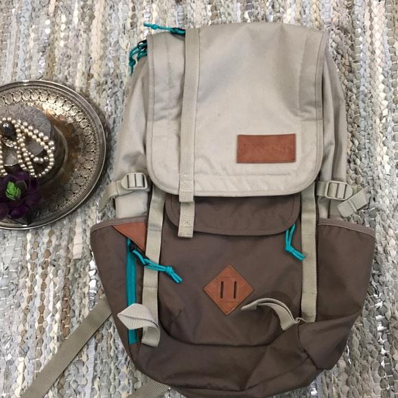 ... Jansport hatchet backpack brown turquoise huge selection of bd733 f24e5  ... d8627c9841